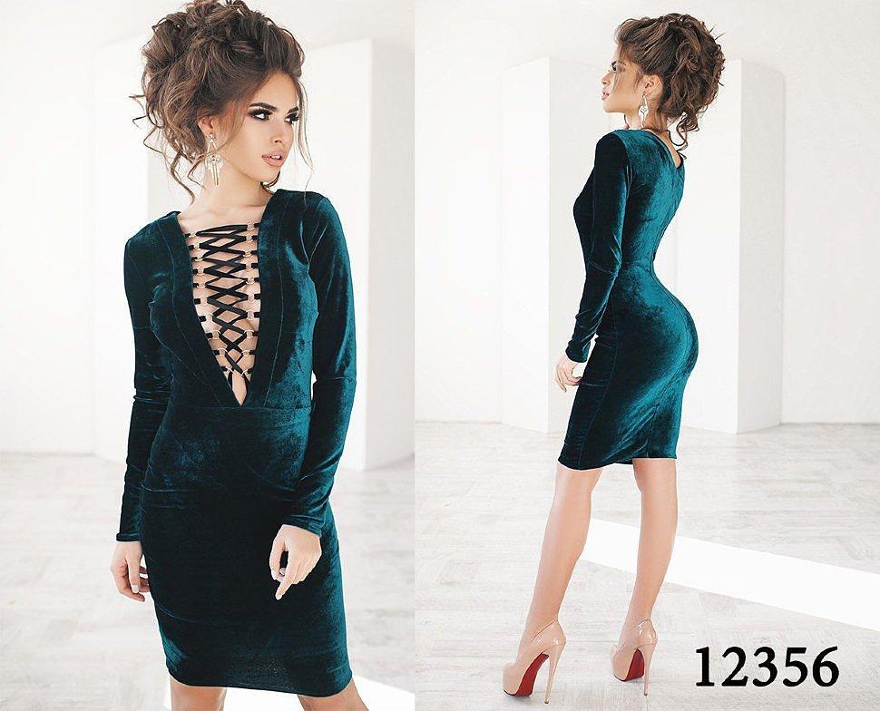 Купить-изумрудное-вечернее-платье-недорого-в-Москва