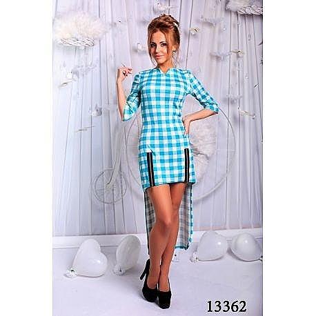 Вечернее-мятное-платье-купить-Россия