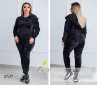 d4a3ba68 Теплые спортивные костюмы оптом — купить женский теплый спортивный ...